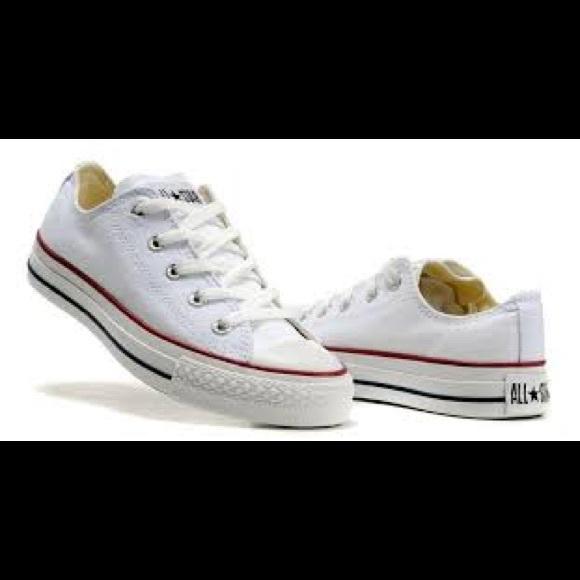1ff14daea7d5df ... White  Converse CT OX Converse Red Men s Shoe size 7